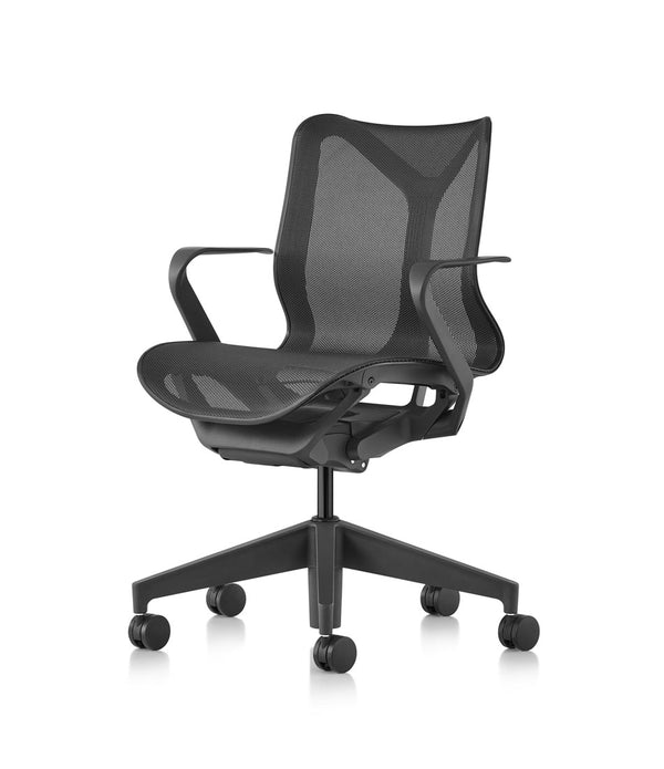 Low-Back Cosm Chair Graphite