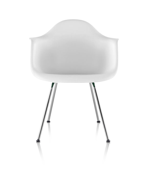 Eames® Molded Plastic Armchair, 4-Leg Base
