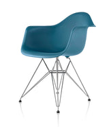 Eames® Molded Plastic Armchair, Wire Base