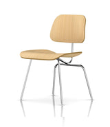 Eames® Molded Plywood Dining Chair with Metal Base