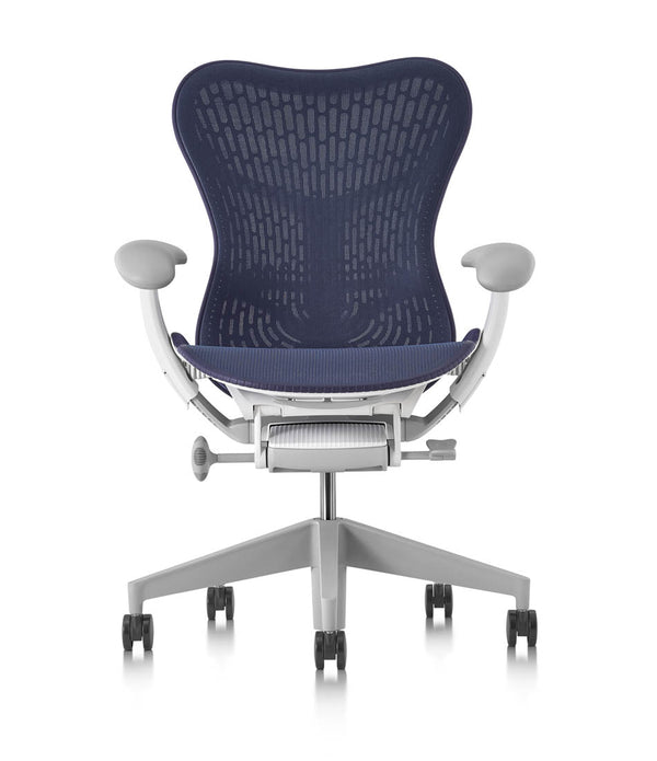 Mirra 2 Chair - Fully Loaded Studio White Frame