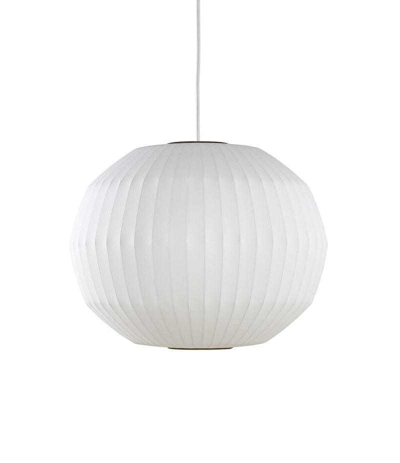 Nelson Angled Sphere Bubble Suspension Lamp
