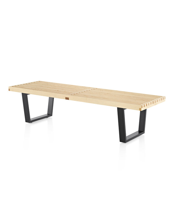Nelson® Platform Bench - Wood Base