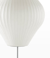 Nelson® Pear® Lotus Floor Lamp