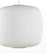 Nelson Roll Bubble Suspension Lamp