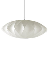 Nelson Saucer Crisscross Bubble Suspension Lamp