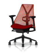 Sayl Chair - Fully Loaded Black Frame