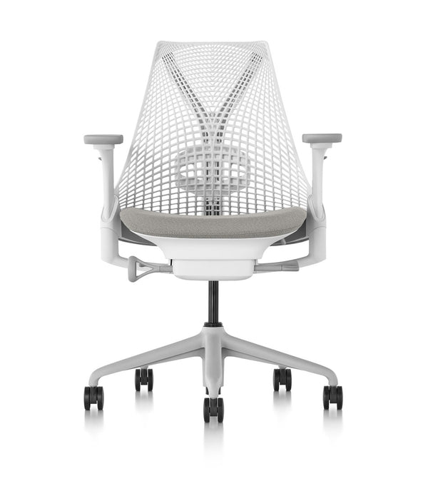Sayl Chair - Fully Loaded Studio White Frame
