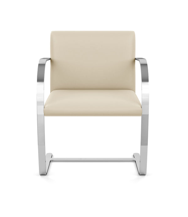 Brno Chair, Flat Bar - Leather