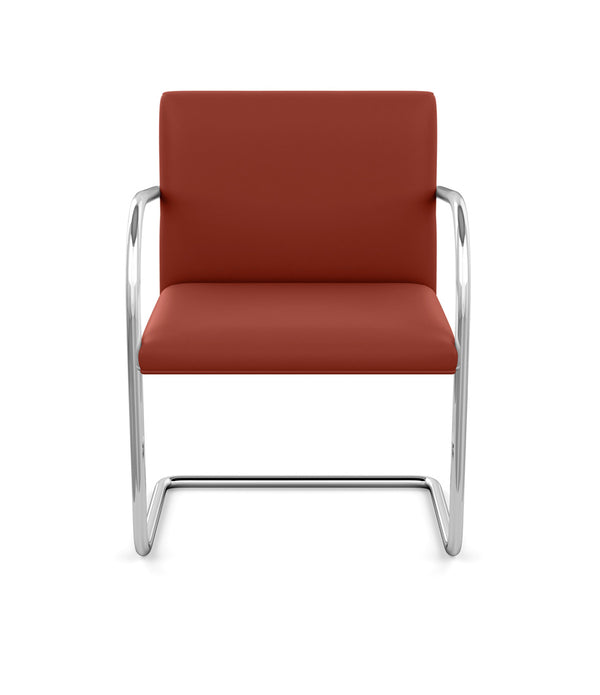 Brno Chair, Tubular - Leather