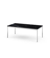 "Florence Knoll Coffee Table - 45"" x 22"""