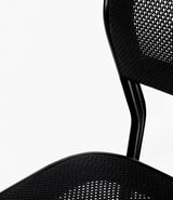 Newson Aluminum Chair with Arms
