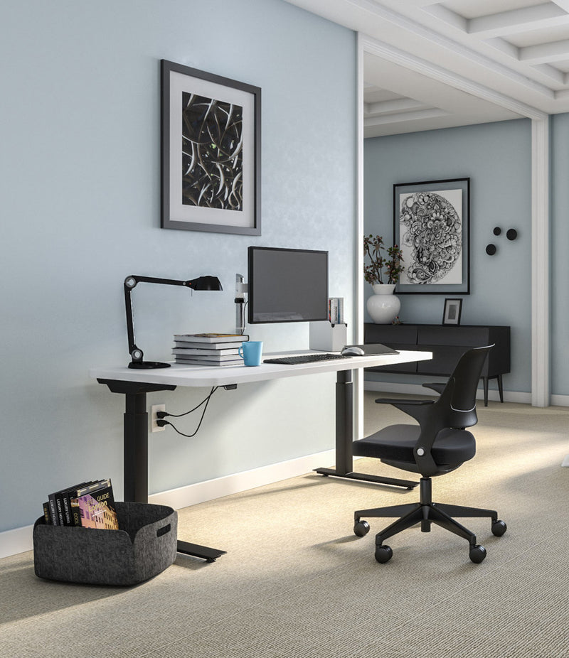 Ollo Light Task Chair - All Black