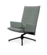 Pilot High Back Swivel Lounge Chair