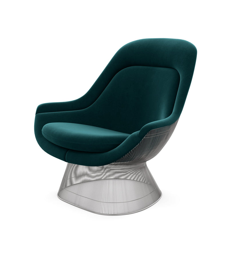Platner Easy Chair - Velvet