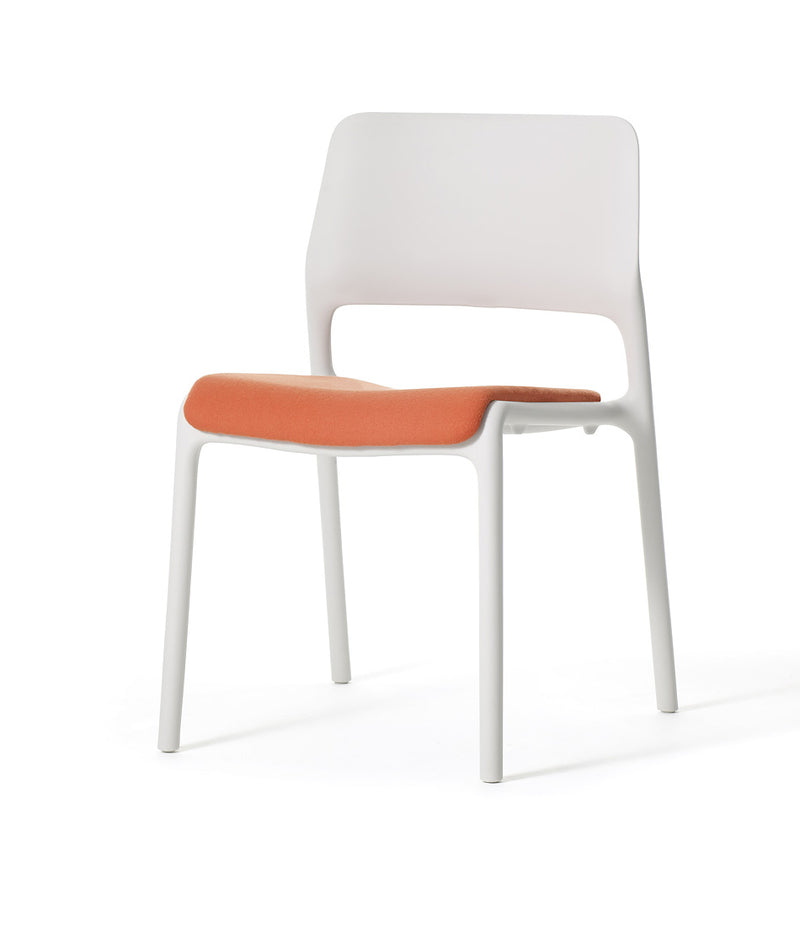 Spark Side Chair - Fabric Seat Pad
