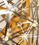 Raimond Tensegrity Floor Lamp