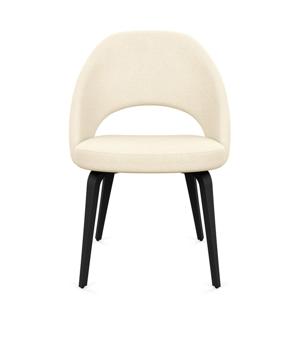 Saarinen Executive Chair Armless - Fabric