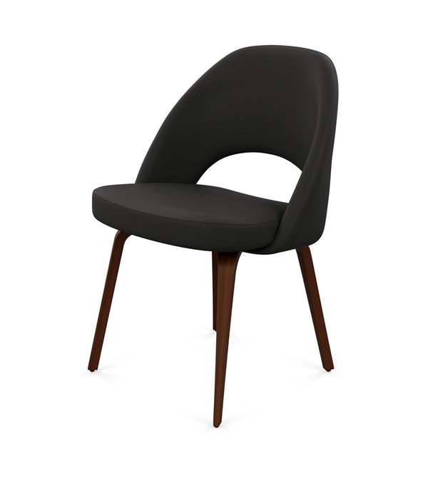 Saarinen Executive Chair Armless - Leather