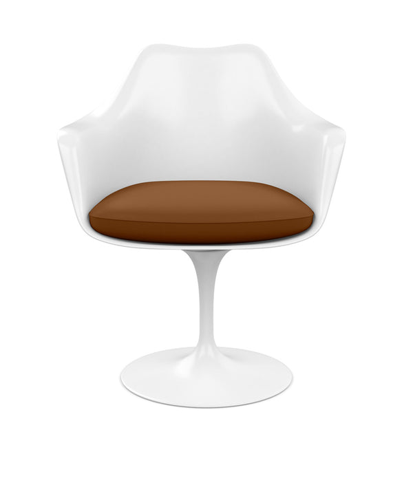 Saarinen Tulip Armchair - Leather