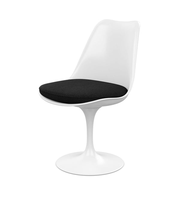 Saarinen Tulip Armless Chair - Fabric