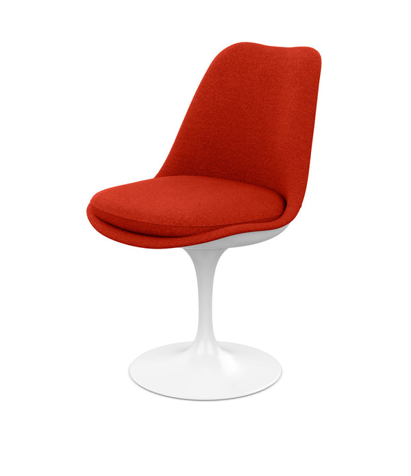 Saarinen Tulip Armless Chair - Upholstered