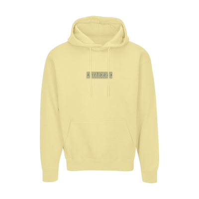 Surfaces Monochrome Yellow Hoodie