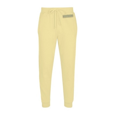 Surfaces Monochrome Yellow Sweatpants