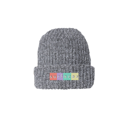Surfaces Box Logo Beanie