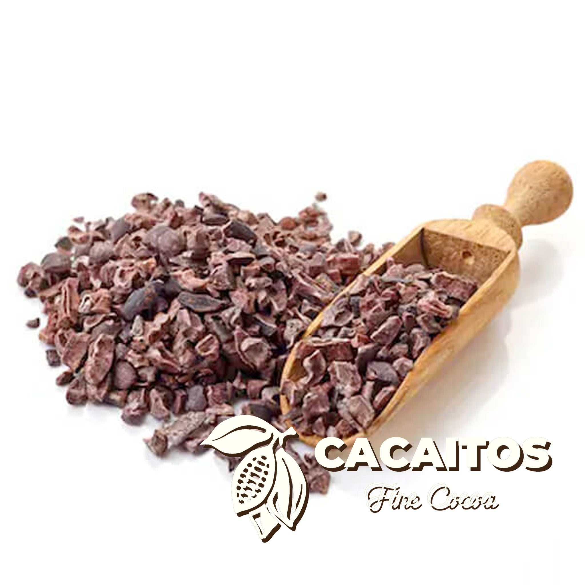 Raw Cocoa Nibs (25 Kg Bags)