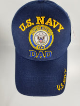 Load image into Gallery viewer, U.S. Navy Dad