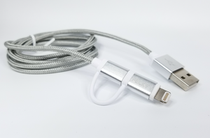 The 2 in 1 Cable