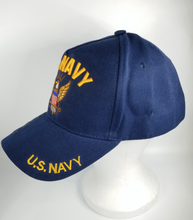 Load image into Gallery viewer, U.S. Navy Blue & Gold