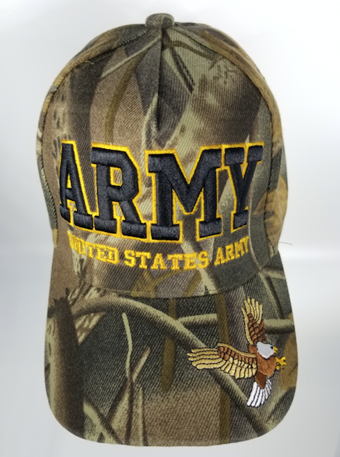 U.S. Army Woodland w/Eagle