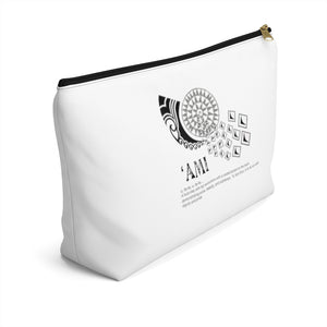 Accessory Pouch w T-bottom AMI