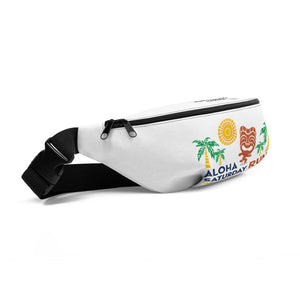 Fanny Pack Aloha Saturday Run