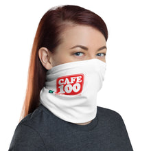Load image into Gallery viewer, Neck Gaiter Cafe 100