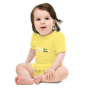 Baby Bodysuits Hawaii Sports Alliance (White Logo)