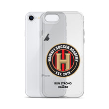 Load image into Gallery viewer, iPhone Case Hawaii Soccer Academy