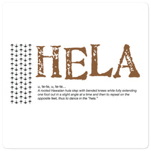 Load image into Gallery viewer, Bubble-free stickers HELA 01