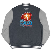 Load image into Gallery viewer, Men's Letterman Jacket Kauai Marathon