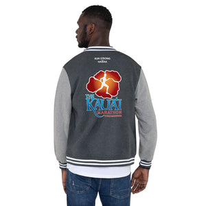Men's Letterman Jacket Kauai Marathon