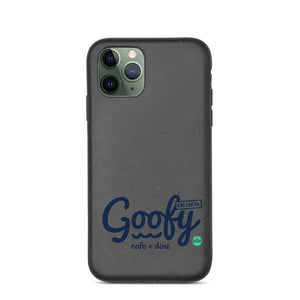 Biodegradable phone case Goofy Cafe + Dine
