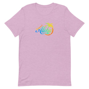 Short-Sleeve Unisex T-Shirt #SUPPORT ALOHA Series Coco