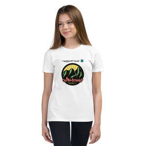 Youth Short Sleeve T-Shirt White OuttaBounds