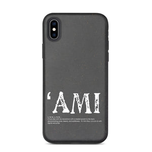 Biodegradable phone case AMI 02