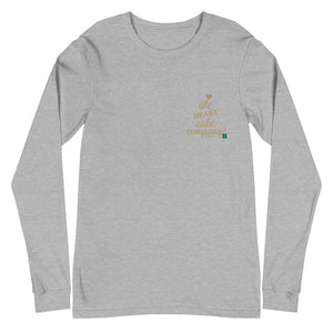 Unisex Long Sleeve Tee We Heart Cake Company