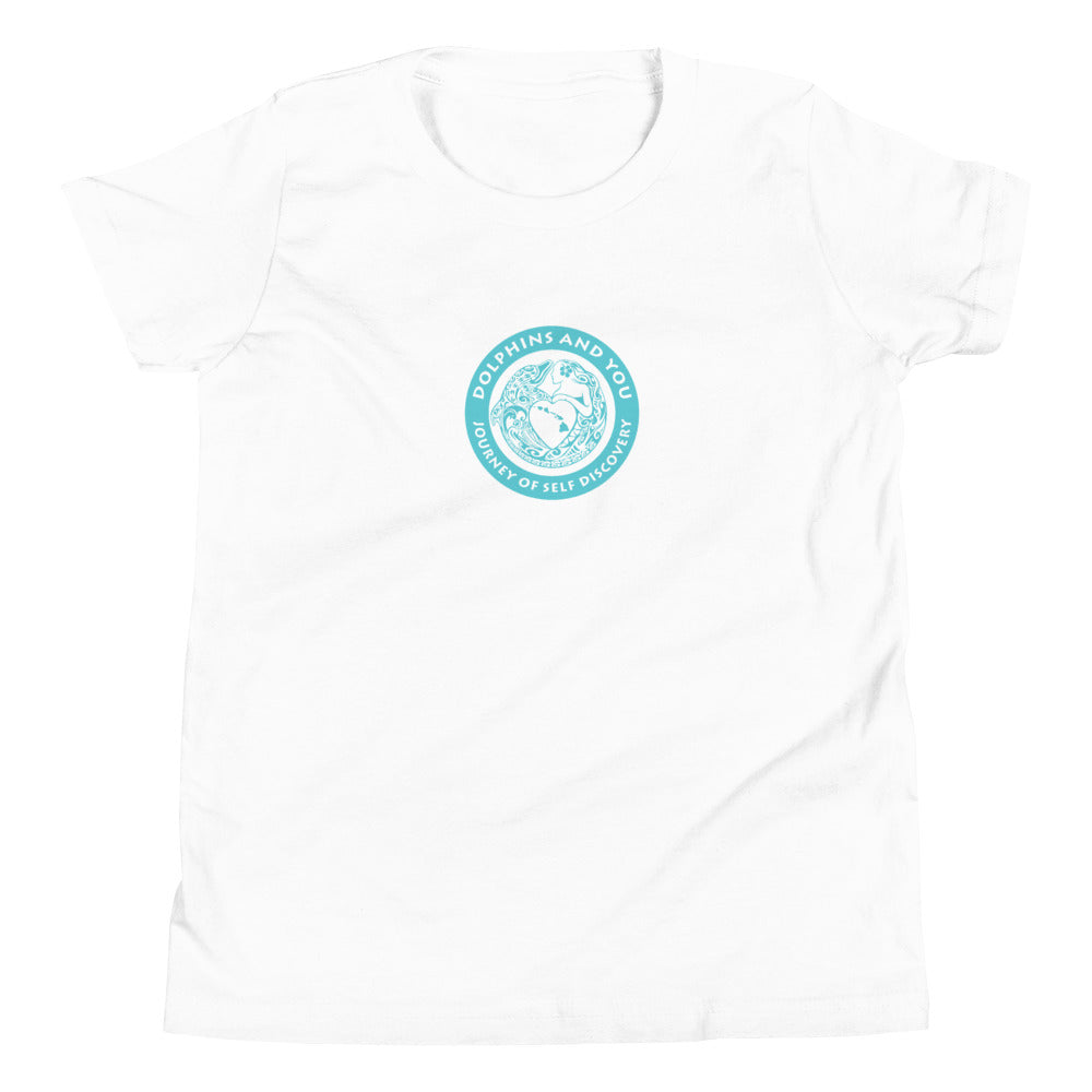 Youth Short Sleeve T-Shirt Dolphins and You