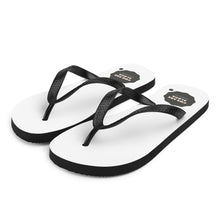 Load image into Gallery viewer, Flip-Flops #WE ARE ALOHA Series Cloud Black