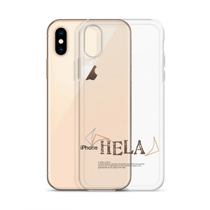 iPhone Case HELA 02